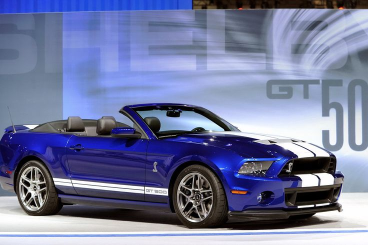 Luxury 2017 Shelby 500