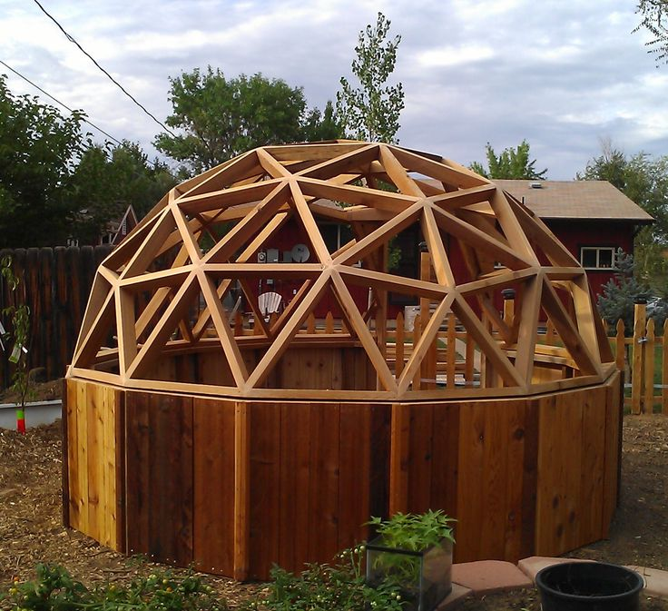 Dome Home Building Kits: 277 Best Geodesic Dome Greenhouse Images On Pinterest