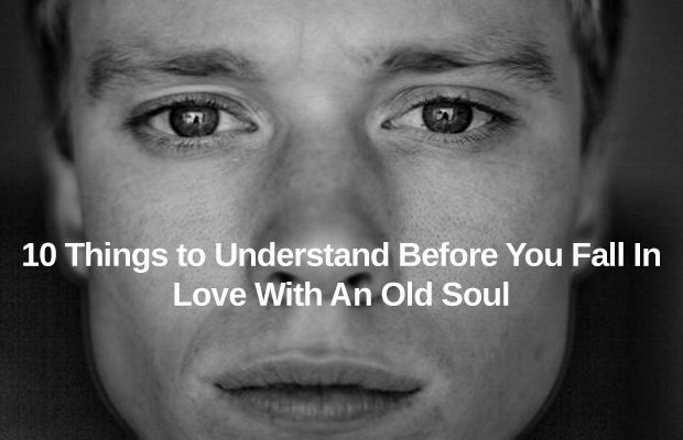 Old Souls - Simple living and simple pleasures in life ground us and make us feel all warm and cozy inside.