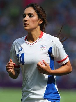 Is Louisa Necib the hottest woman soccer player at 2015 World Cup?