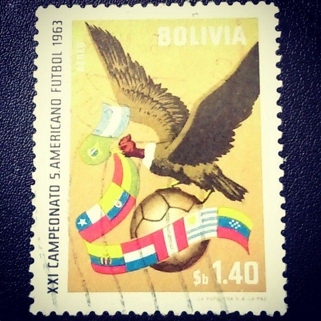 #stampscollectors #stamps #Bolivia #francobolli #estampillas #timbres #sellos #correos #filatelia #philately