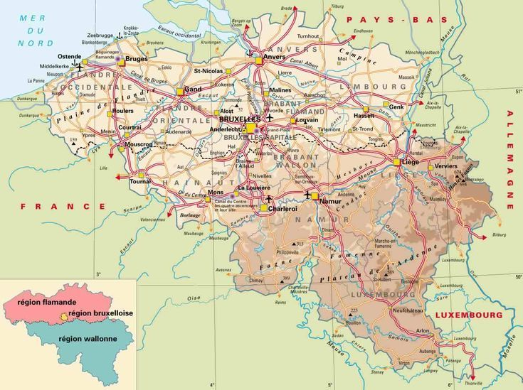 Belgium Where I Spent 1985 86 As A Student Liege