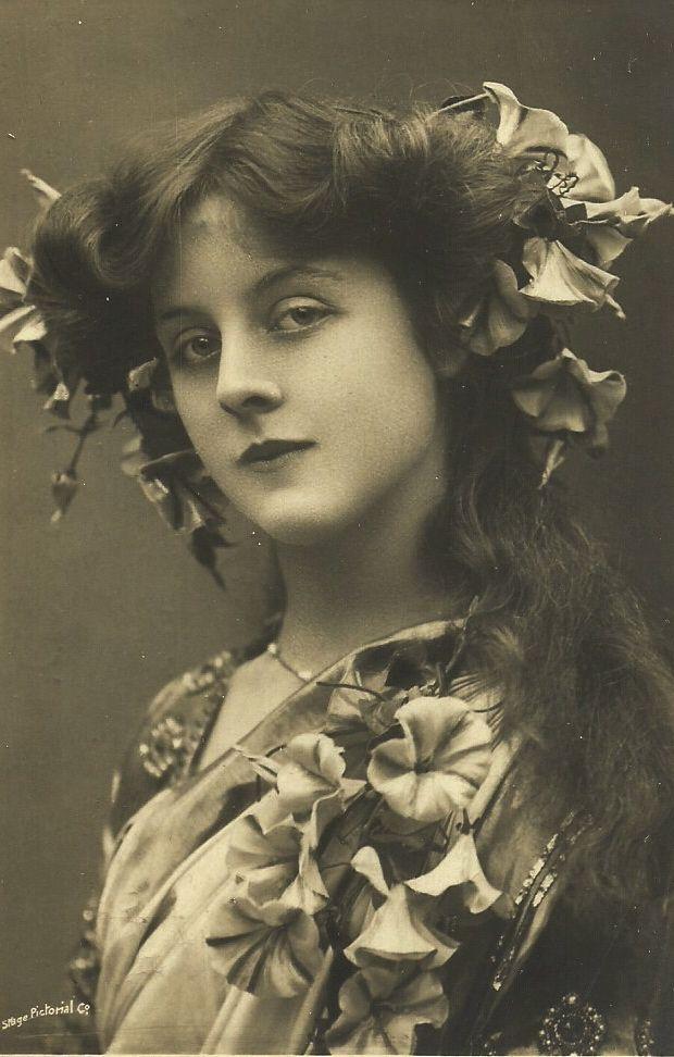 Doris Stocker Ca 1886 Indian Born English Actress