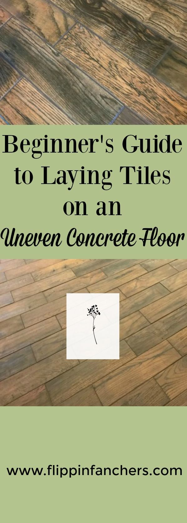 Best 25 laying tile ideas on pinterest how to tile a shower beginners guide to laying tiles on an uneven concrete floor dailygadgetfo Images
