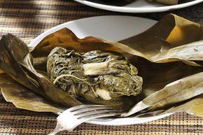 Tamales ligeros de acelga | Cocina y Comparte | Recetas de @cocinaalnatural