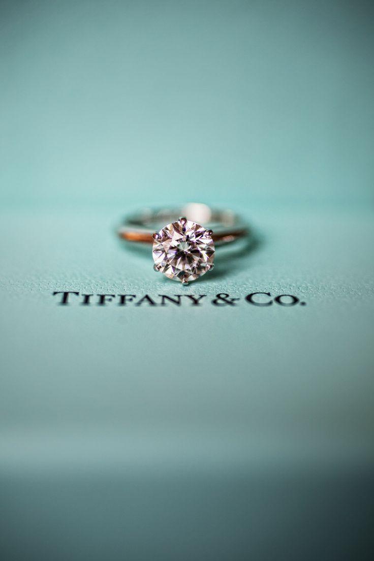 Tiffany's Engagement Ring