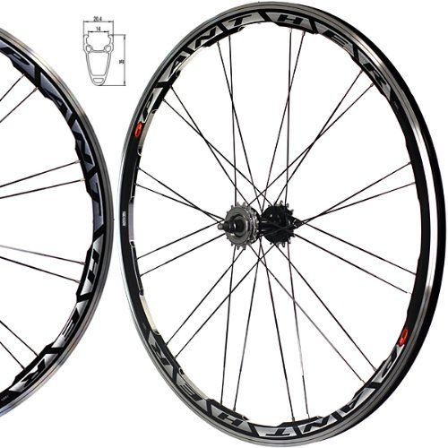 Bike Wheels - Fixie Freewheel Single Speed Wheel Wheelset Black * Find out more about the great product at the image link.