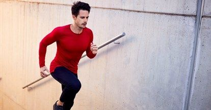 The Bodycoach: Ladder HIIT workout