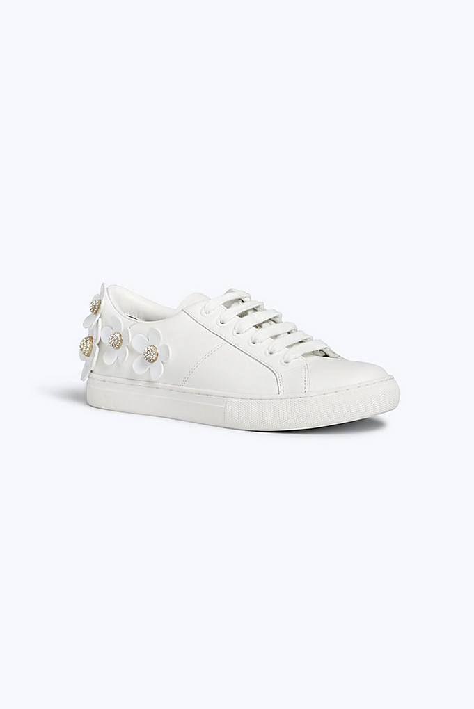 Marc Jacobs Daisy Sneaker in White