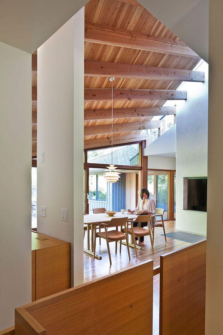 Реконструкция старого дома: проект студии AGATHON