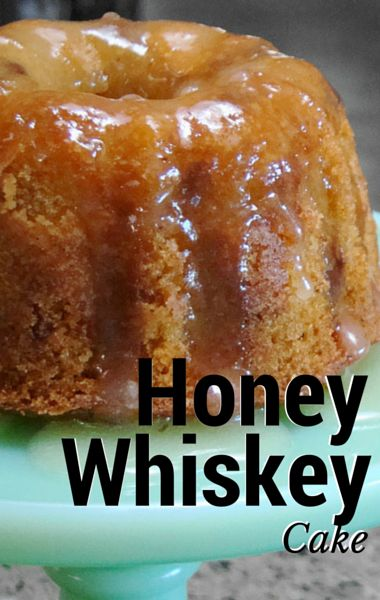 The Brooklyn Baking Barons shared a version of their famous Honey Whiskey Cake that can be made using ingredients you probably already have in your pantry.