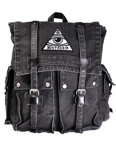 "RIOTLAB - Backpack - Disturbia ""All-seeing"""