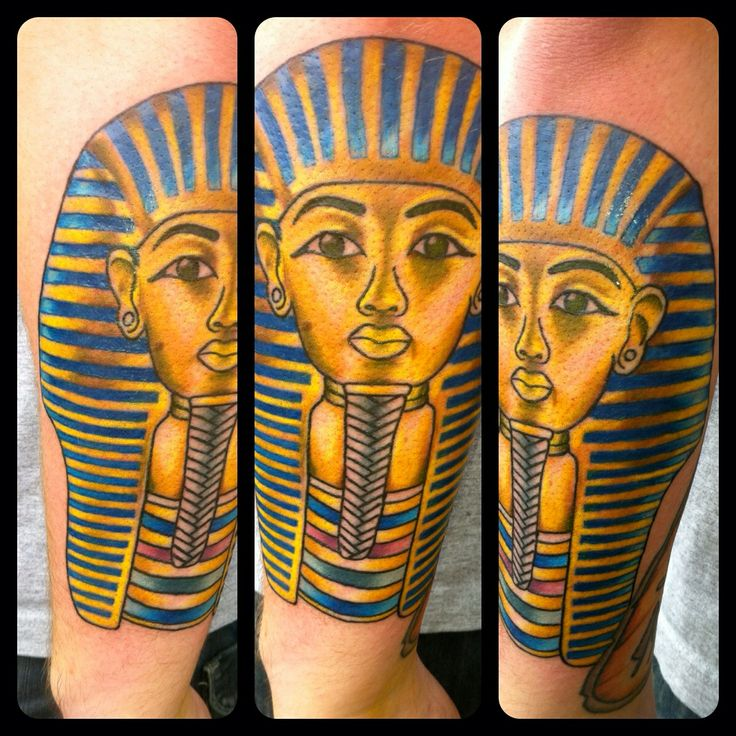 Pictures Of King Tut Skull Tattoo Rock Cafe