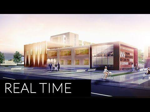 Architecture Visualization Render | Photoshop Post Production 2 - YouTube