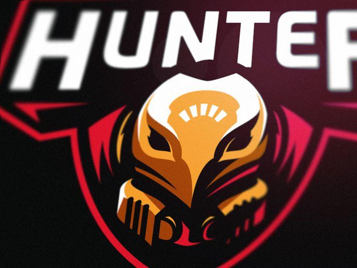 Destiny hunter logo   Sport branding   Hunter logo, Logos ...