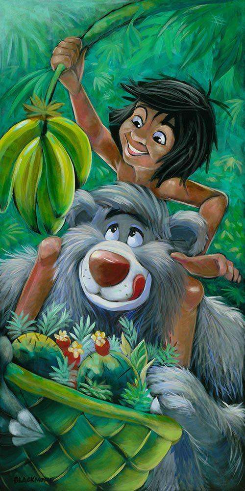 Brian Blackmore Disney Artist | Disney Art...Everything Else! on Pinterest | Donald Duck, Disney Fine ...