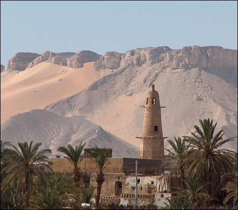 """colleenrants: """"Dakhla Oasis, in the Libyan Desert, was incorporated into Egypt in the Old Kingdom, and has been the site of Egyptian, Roman, Arab, and Ottoman settlements. """""""