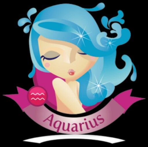 The Aquarius Woman....