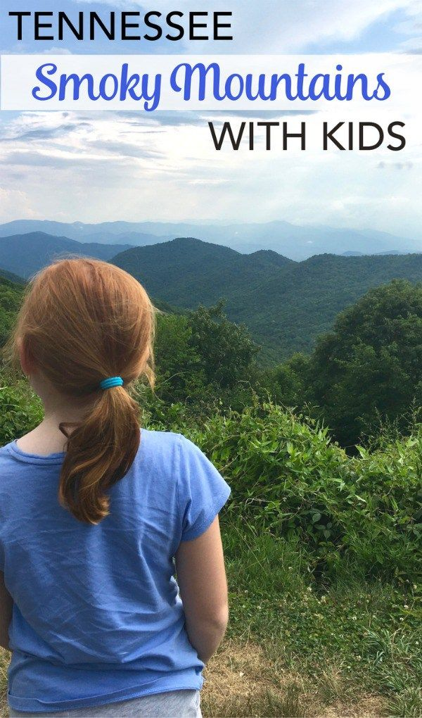 Visiting the Smoky Mountains with Kids: Planning a family vacation to the Tennessee Smokies? Get tips for spending time in Smoky Mountain National Park, visiting Dollywood, and exploring Gatlinburg and Pigeon Forge. Plus tips on where to stay.