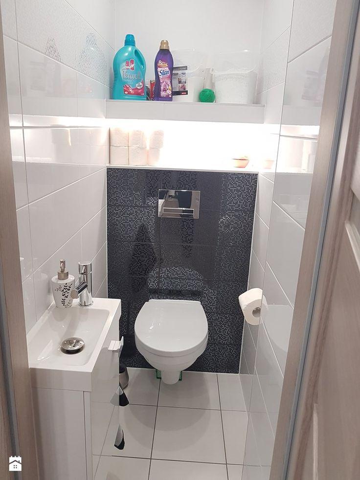 Nowa toaleta - zdjęcie od t0sSka92 - Łazienka - Styl Nowoczesny - t0sSka92