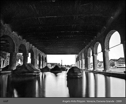 Venezia-La Darsena grande A