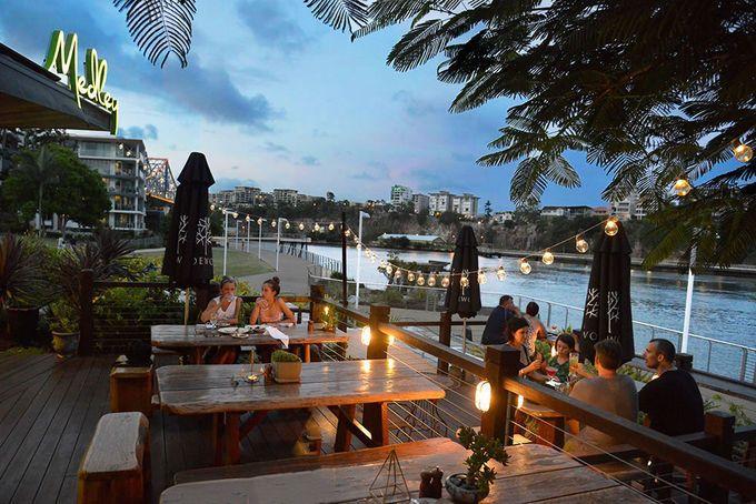 Medley Restaurant Kangaroo Point