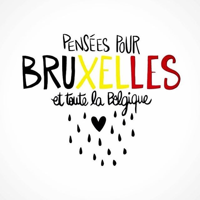 pray for bruxelles | Tumblr