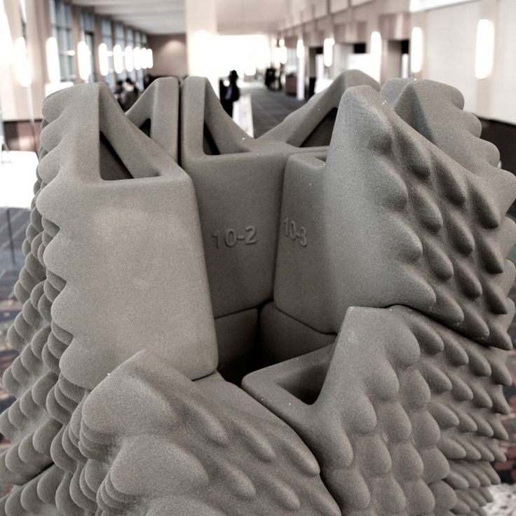 Innovative 3D Printed Concrete Able to Withstand Earthquakes: The Quake Column