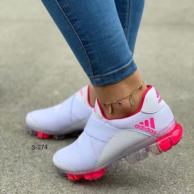 zapatos adidas casuales para mujer mayor