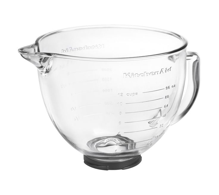 KitchenAid� Glass Bowl Stand Mixer Accessory