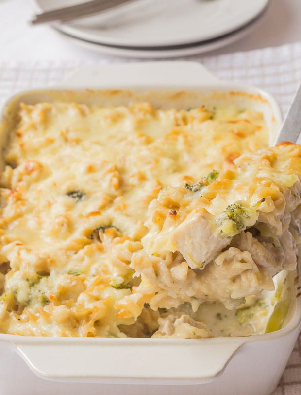Simple, relatively healthy, low cost and quick it's all about back to basics with this delicious new family chicken broccoli stilton pasta bake. Check out this, my latest recipe!