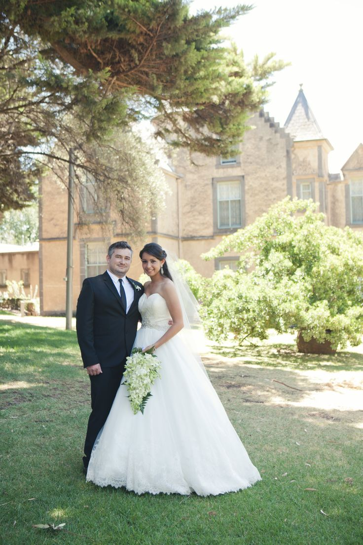 Photography: Duüet Photography - duuet.com.au  Read More: http://www.stylemepretty.com/australia-weddings/2014/04/23/classically-romantic-overnewton-castle-wedding/