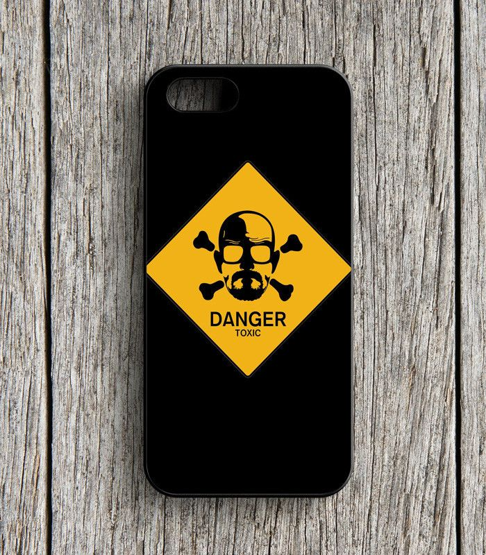 Breaking Bad Danger Toxic iPhone 5 | 5S Case