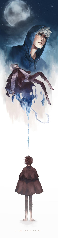 Jack Frost by DustyLeaves.deviantart.com on @deviantART