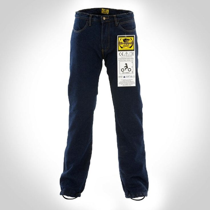 Draggin C–Evo Kevlar Jeans front Draggin C–Evo Kevlar Jeans-- tested by humourless europeans
