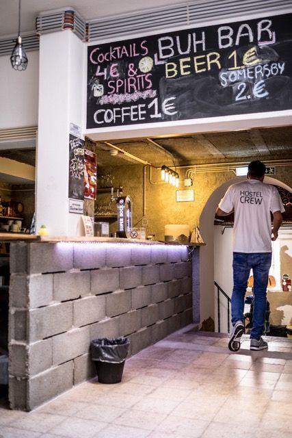 BUH bar @ HUB New Lisbon