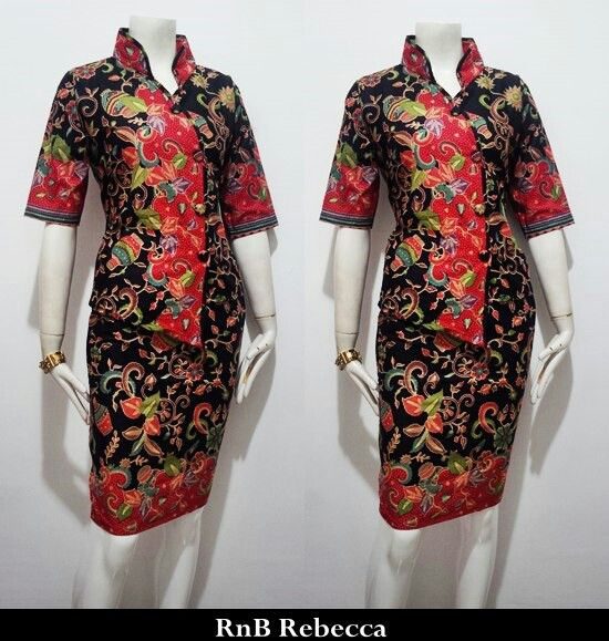 RnB Rebecca Rok Pendek Allsize Bahan Batik Katun Halus Size Allsize Harga 100rb #dress #seragambatikkantor #seragambatik #fashion #batikindonesia #batikbagoessolo