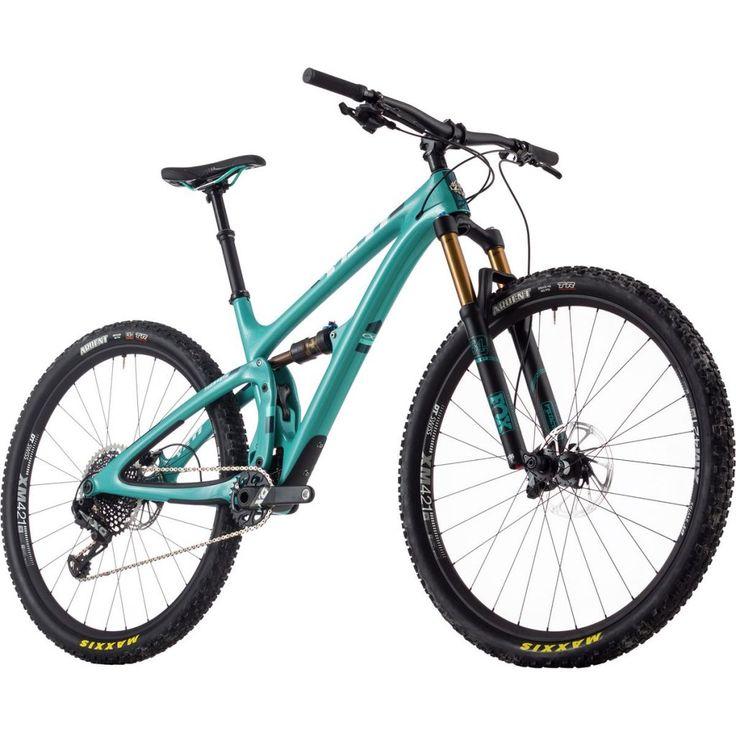 Yeti Cycles SB4.5 Turq X01 Eagle Complete Mountain Bike - 2017 Turquoise, M :https://athletic.city/bike/gear/yeti-cycles-sb4-5-turq-x01-eagle-complete-mountain-bike-2017-turquoise-m/