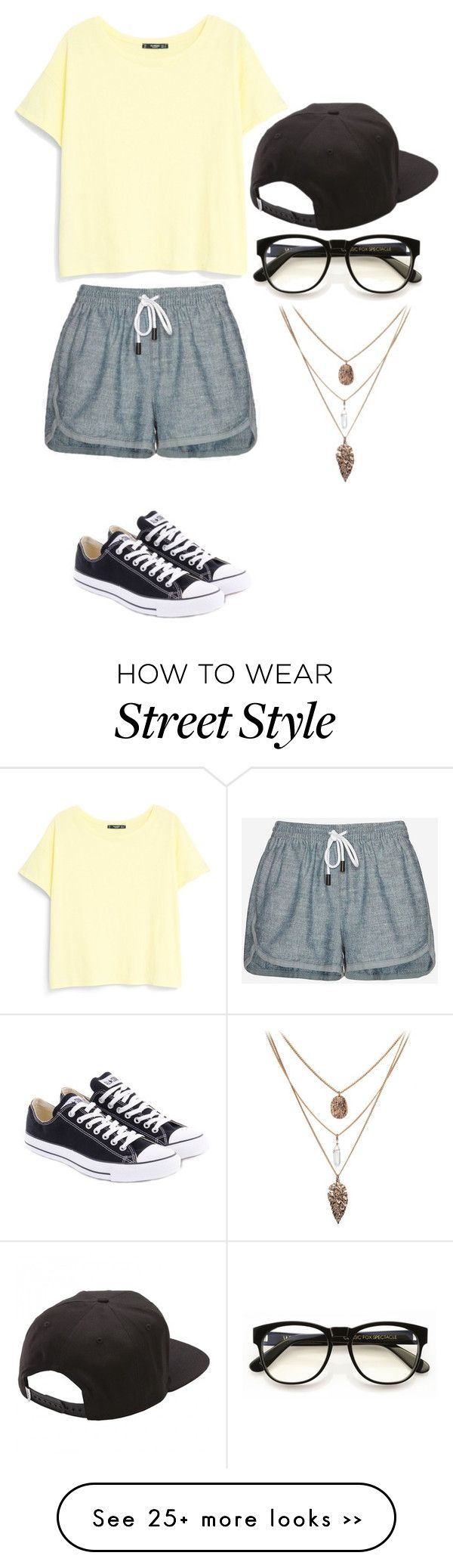 """relaxed street style"" by jillianelizabeth13 on Polyvore"