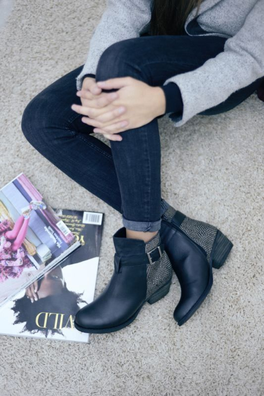 The casual boot for autumn 2014 by Athenea Vita