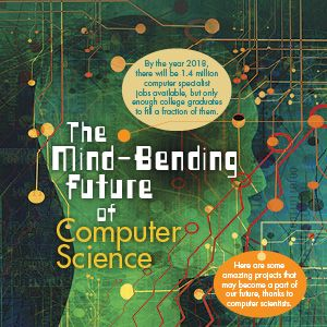 The Mind-Bending Future of Computer Science
