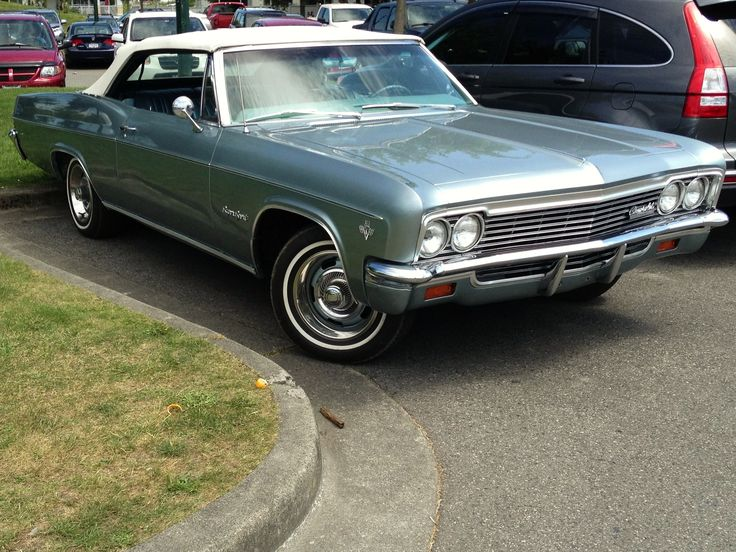 1966 Chevy Impala SS Convertible..lookn NICE!!!