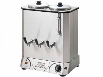 Cafeteira Elétrica Industrial Marchesoni - Profissional 50L Inox