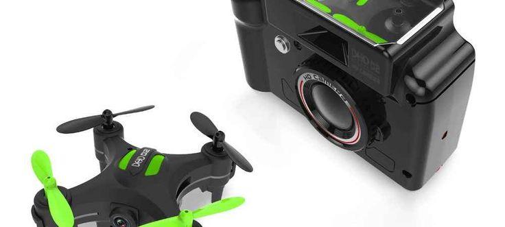 Nella Lucky Bag di GearBest ho trovato un drone davvero particolare Circa un mese fa GearBest ha festeggiato il suo terzo anniversario. Per festeggiare ha proposto tante offerte, tra cui le Lucky Bag. Le Lucky Bag erano dei pacchi che potevano essere acquistati a s #jjrcdhdd2 #drone #gearbest #tech