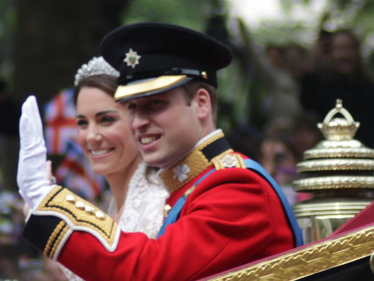 Wedding of Prince William and Catherine Middleton - Wikipedia