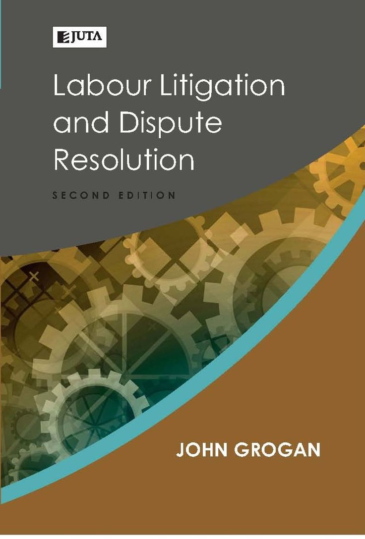 Labour Litigation and Dispute Resolution is a comprehensive exposition of practice and procedure in the various forums charged with the responsibility of resolving employment and labour disputes in South Africa.   More than a practice manual, the book provides an overview of the nature, powers and jurisdiction of the CCMA, bargaining councils and the Labour Court, expertly guiding the reader through the jurisdictional and procedural maze.