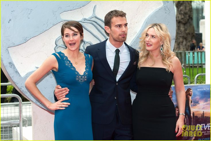 Kate Winslet Gets Support From Husband Ned Rocknroll at 'Divergent' Premiere! | kate winselt gets support from husband ned rocknroll at dive...