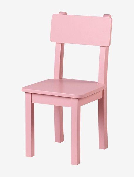 New Lackierter Kinderstuhl in vielen Farben GRAU ROSA ROT WEI