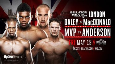 MMA Fights Schedule | All Events | Bellator.Spike.com