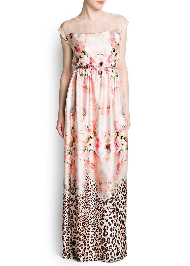 Floral Wedding Guest Fashion | onefabday.com